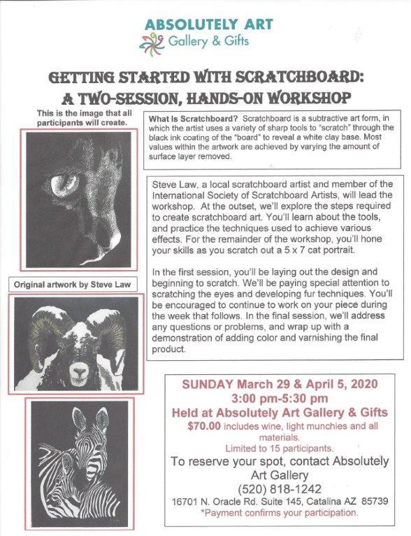 March 29 & April 5, 2020
