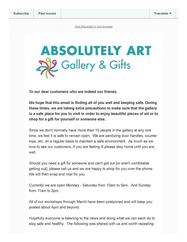 Absolutely Art Gallery & Gifts is Here For You! 3.17.2020_Page_1