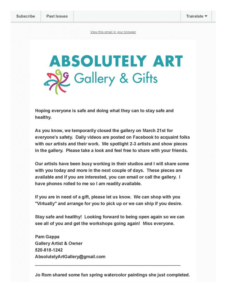Absolutely Art Gallery & Gifts_ Our Artists Have Been Busy! 4.10.2020_Page_1